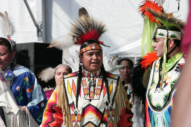 Seminole Tribal Fair - 34th Annual Event - February 2005 - 0270