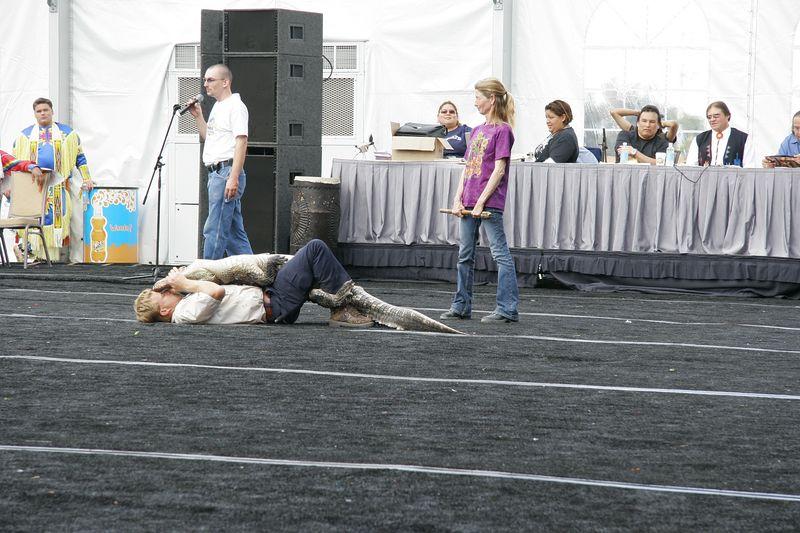 Seminole Tribal Fair - 34th Annual Event - February 2005 - b0011