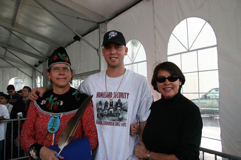 Seminole Tribal Fair - 34th Annual Event - February 2005 - 0275