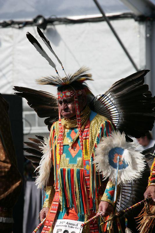 Seminole Tribal Fair - 34th Annual Event - February 2005 - 0222