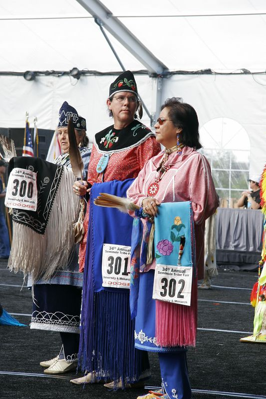 Seminole Tribal Fair - 34th Annual Event - February 2005 - 0129