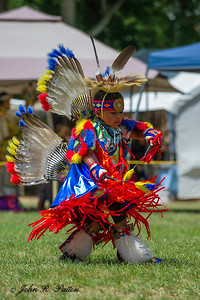 Native American Pow wow.