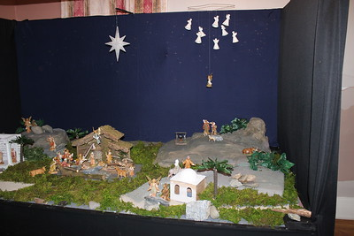 Nativity Exhibit 2016
