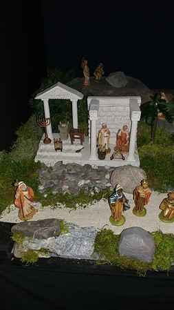 Nativity Exhibit 2017