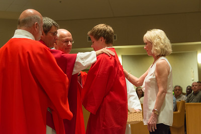 Nativity of Our Lord - Confirmations, May 2017