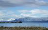 Fyrlykt utenfor Skarstad i Efjord
