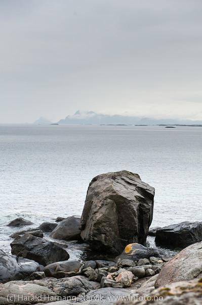 Lofoten juni 2013. Inner-si'a i nærheten av Henningsvær