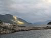 Fjellandskap ved Sitasjavrre på Skjomfjellet