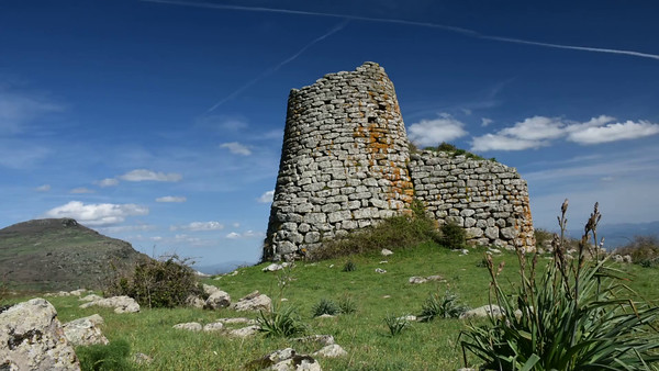 Nuraghe Orolo, Sardinia, Italy  - AV1