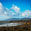 """San Simeon Shores"" - San Simeon, California Coast"