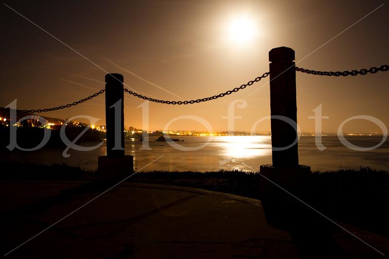 """Moonlit Nights"" - California Coast"
