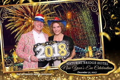 Natural Bridge Hotel New Year's Eve Celebration