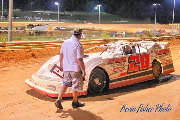 Natural Bridge Speedway - 7/8/17
