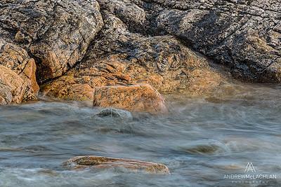 Lake Superior Details, Lake Superior Provincial Park, Ontario, Canada