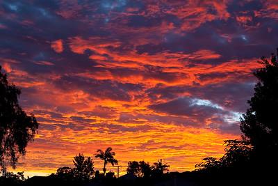 Sunset in Brisbane, Queensland, Australia. Photos by Des Thureson:  http://disci.smugmug.com
