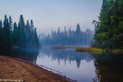 , Madawaska River,  Algonquin, Fall 2018