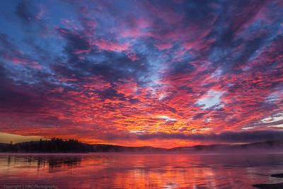 Algonquin Park Sun Rise