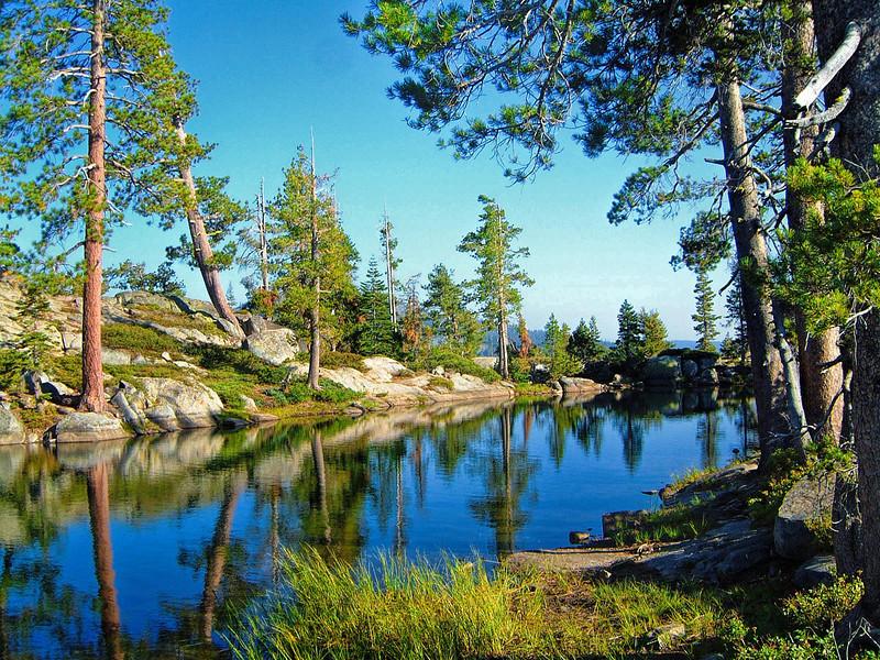 Loch Leven Lake, Nevada County CA