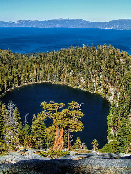 Granite and Tahoe Lakes - Lake Tahoe, CA
