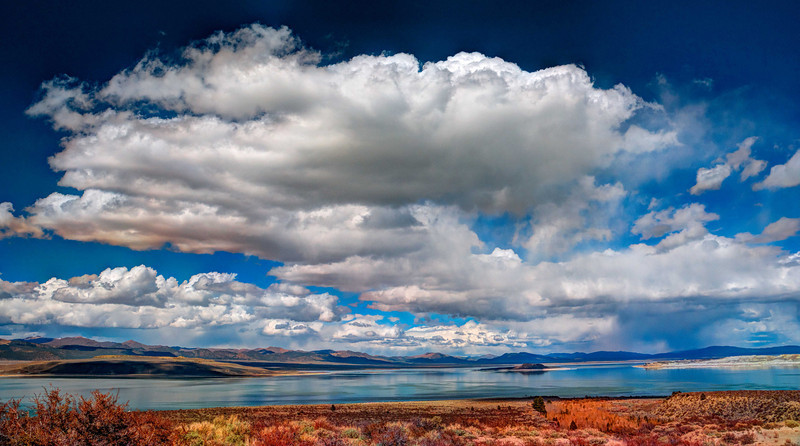 Mono Lake, Lee Vining, CA