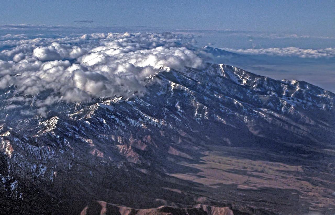 Billings Montana Mountains
