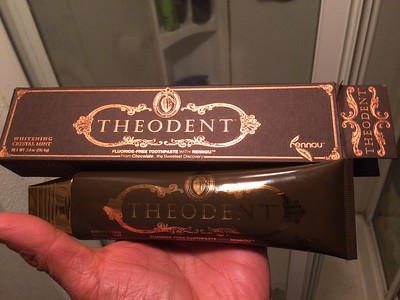 "https://theodent.myshopify.com/collections/products  CEO of Theodent Toothpaste on ""The Valley Girl Show"" with Jesse Draper https://youtu.be/f8DwM6XkZWU  Theodent Chocolate Toothpaste Review https://youtu.be/nYTnaSbGAU8  $125 https://www.amazon.com/Theodent-Whitening-Clinical-Fluoride-Free-Toothpaste/dp/B00DDZOPVO  $145 https://www.ebay.com/i/323060929979?chn=ps  https://www.organikthings.com/products/theodent-toothpaste-flouride-free-kids-chocolate-3-4-oz?utm_medium=cpc&utm_source=googlepla&variant=34132469953&gclid=CjwKCAiAlL_UBRBoEiwAXKgW57vuM4hGJQfrp2LAI3y4ofNjVVBRc045TltJoIghV2o52N0LRS3spxoCAC0QAvD_BwE  https://www.instagram.com/p/BgAL5Aijms4/?taken-by=healthfitnesslifeguy  https://goodnewshealthandfitness.wordpress.com/2016/01/18/hygiene-best-natural-oral-dental-teeth-cleaning-tips/"