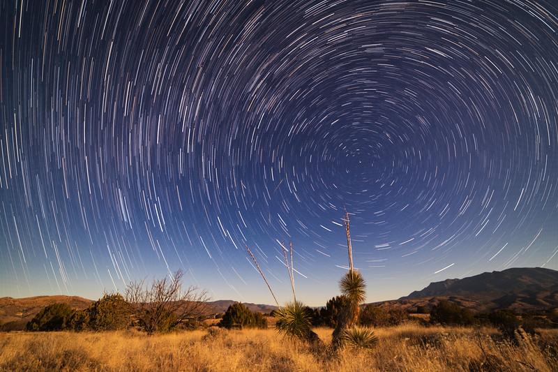 The Ursid Meteor Shower