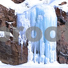 Icicles on Rocks
