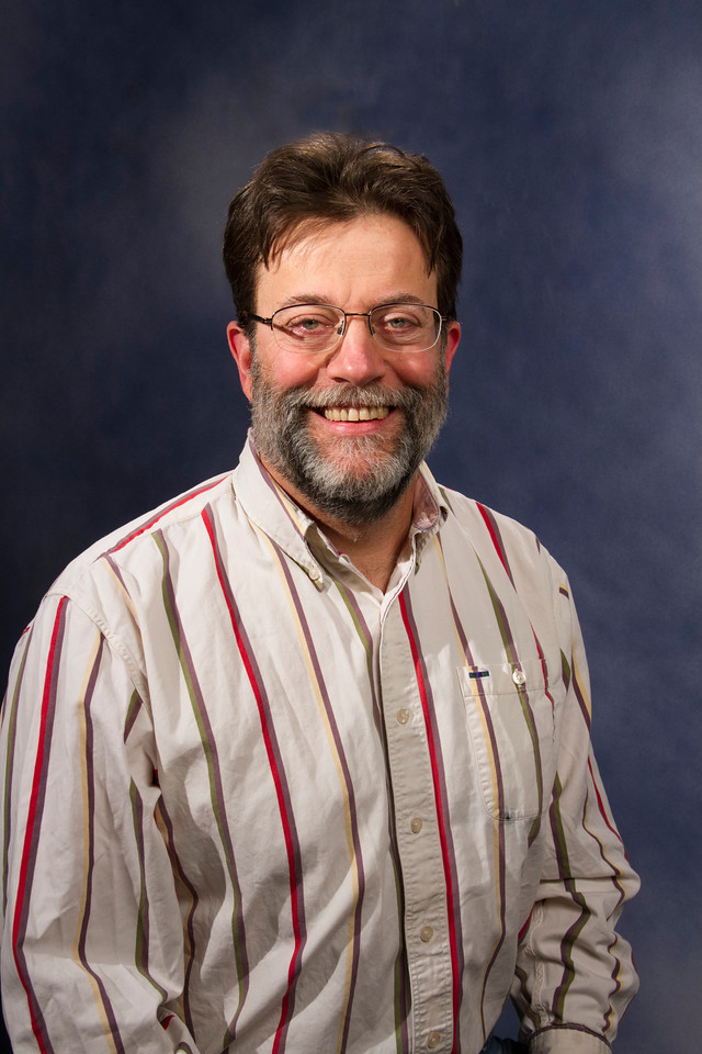 David Valentine, Professor of Forest Soils/Director or Academics, UAF School of Natural Resources and Extension