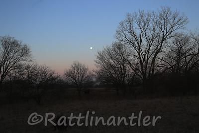 Sunrise over Grundy County