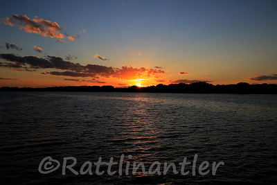 Heidecke Lake Sunset