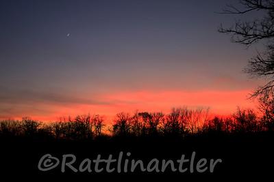 Grundy County Sunset