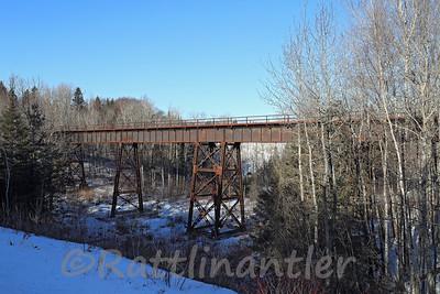 CN Railroad Trestle