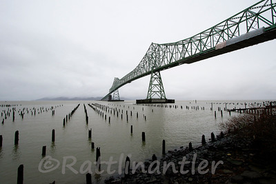 Astoria Bridge - Rt 101 Pacific Coast Highway