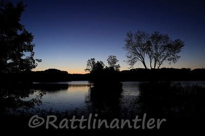 Sunrise in Wisconsin