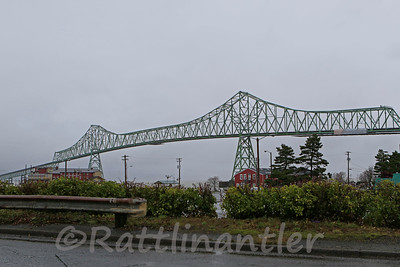 Astoria Bridge - Rt 101 Pacific Coast Highway