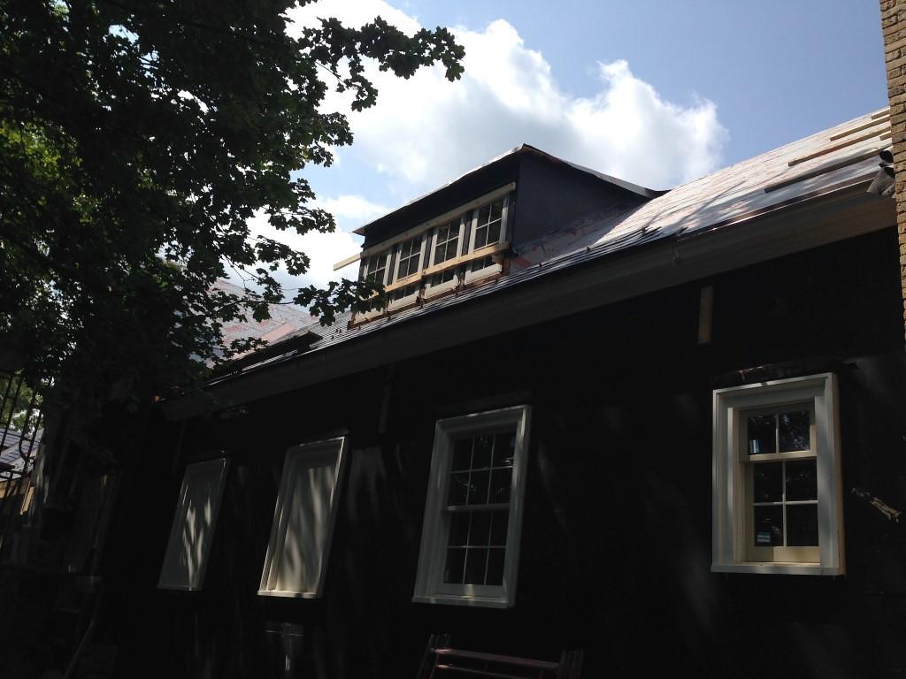 Natural Slate Roof - Highland Park, IL