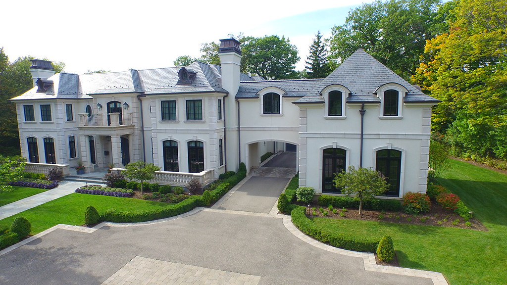 Natural Slate Roof Highland Park, IL