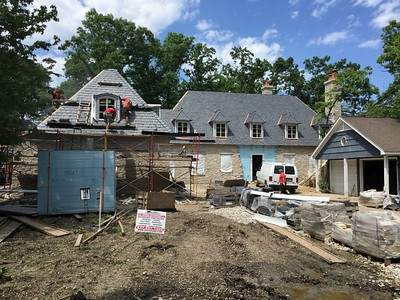 Natural Slate Roofing Lake Forest IL