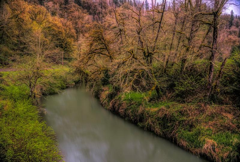 Soft River Flow