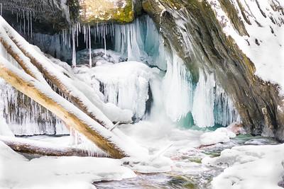 Brewster River Gorge III, Vermont