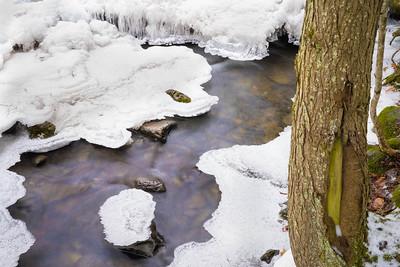 Brewster River Gorge IX, Vermont