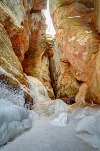 Slot Canyon of Ice #2