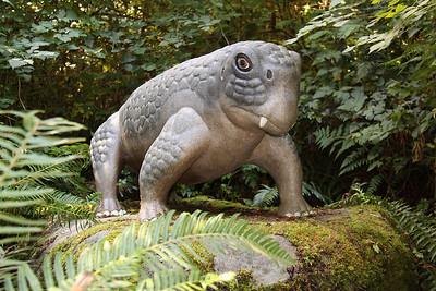 "Lystrosaurus, ""swamp lizard"""