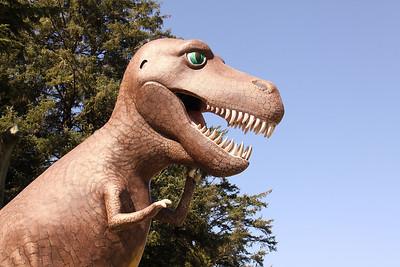 Tyrannosaurus Rex, Prehistoric Gardens