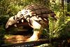 "Ankylosaurus, ""curved lizard"""