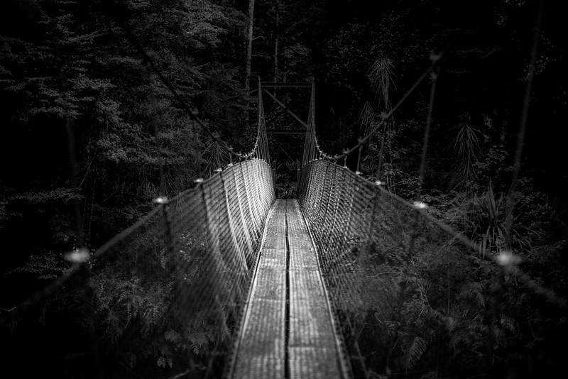 Hiking Kepler Track