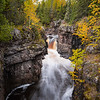 Waterfall on the Temperance River