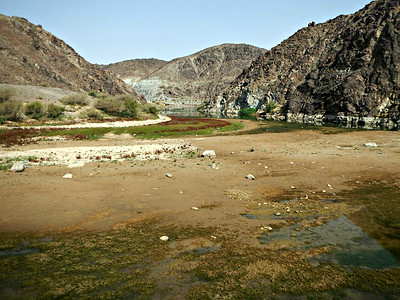 Hajar Mountain Pools