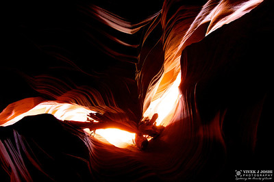 Upper Antelope Canyons